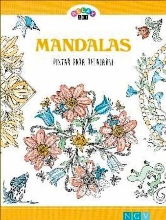 Mandalas pintar para relajarse vv aa 9783869417790 - Libros para relajarse ...
