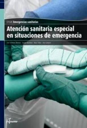 Libros tecnico emergencias sanitarias editorial altamar