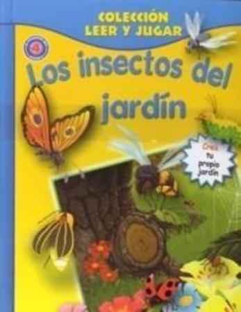 insectos del jard n los 9788497860703