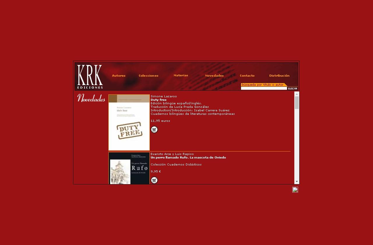 krk ediciones