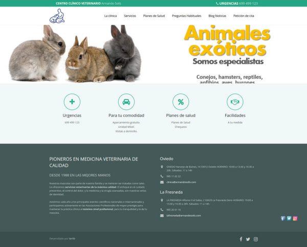Clínica Veterinaria Armando Solis