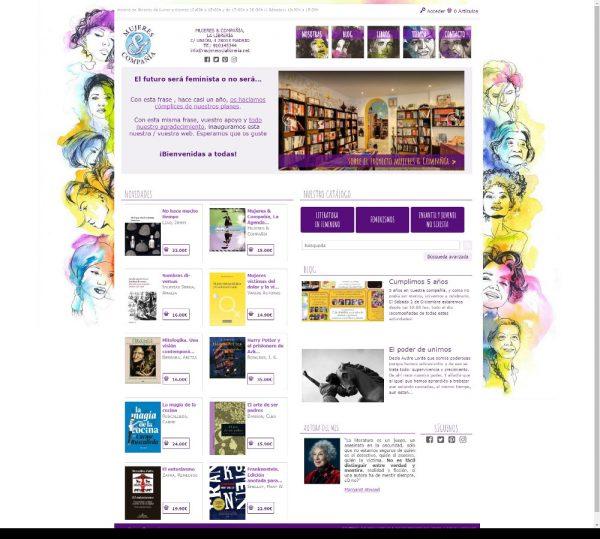 Librería Mujeres y Compañía, Madrid